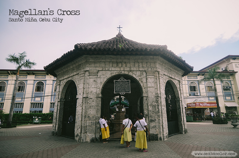 {travel} Magellan's Cross - Cebu City, Philippines