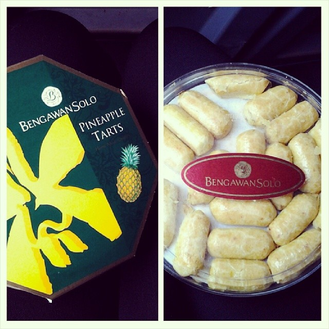 Bengawan-pineapple-tart