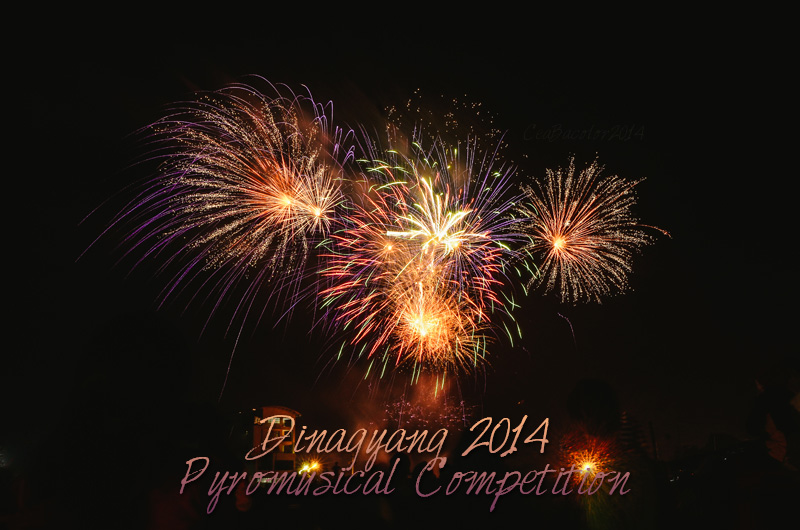 Iloilo Dinagyang Pyromusical Competition 2014