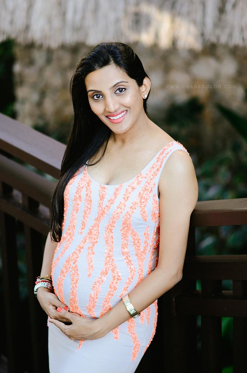 shangri-la boracay maternity beach photos indian pregnant
