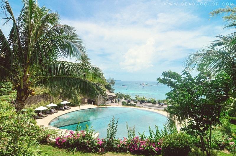 asya premiere boracay beach pool photo