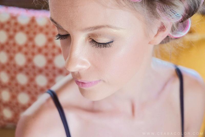 boracay russian bride make-up