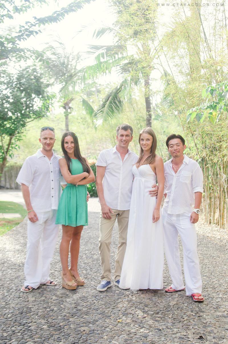 asya premier boracay beach wedding russian bride groom friends